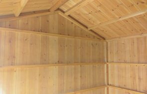 2.4 x 3.0m National Trust Blickling interior at Trentham Show site