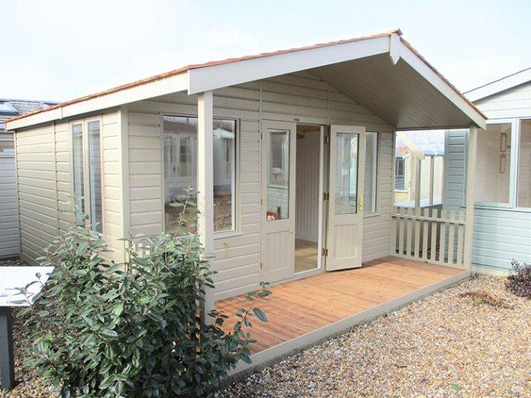 4.2 x 4.8m Morston Summerhouse at Brighton