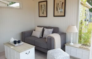 3.0 x 4.2m Burnham Studio at Brighton with sofa area