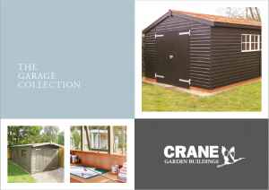 New Garage Brochure 2019 front page to display on the website