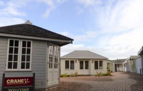 Brighton show site screenshot of Weybourne Summerhouse, Garden Room and various other buildings from Walkthrough video