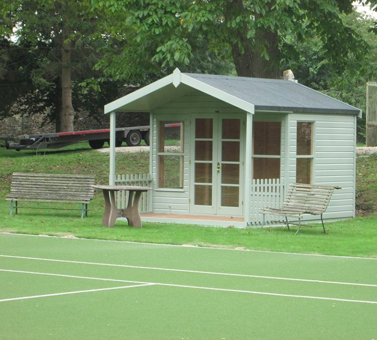 3.0 x 3.6m Morston Summerhouse with Veranda