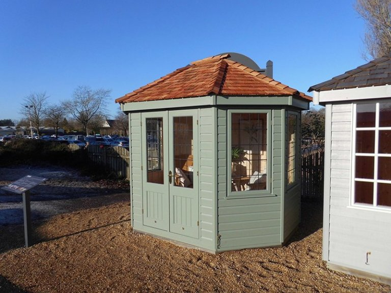 Burford Wiveton Summerhouse 2.4 x 3.0m