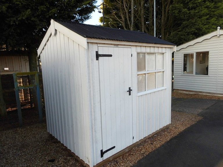 Burford Felbrigg National Trust Shed 1.8 x 2.4m
