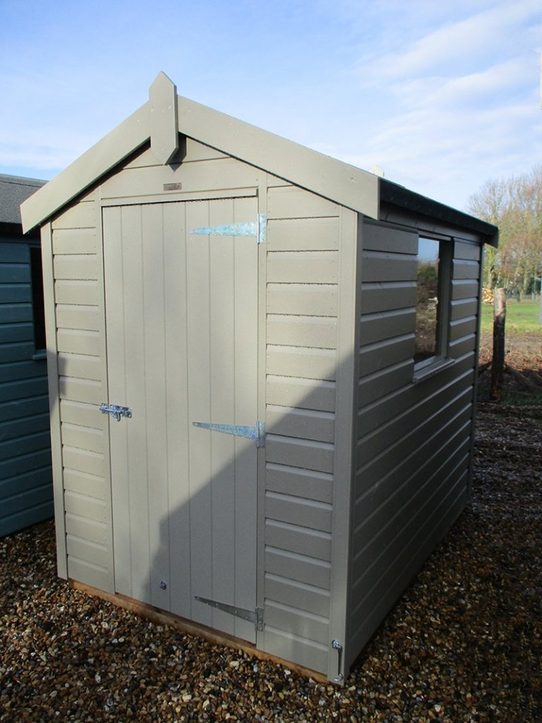 Brighton January 2020 Classic Shed 1.5 x 2.1m