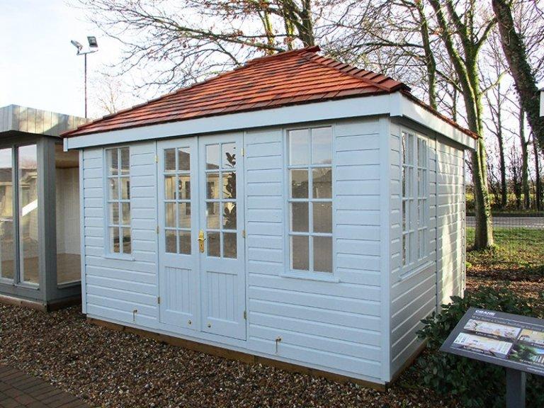 Brighton Cley Summerhouse 3.0 x 3.6m