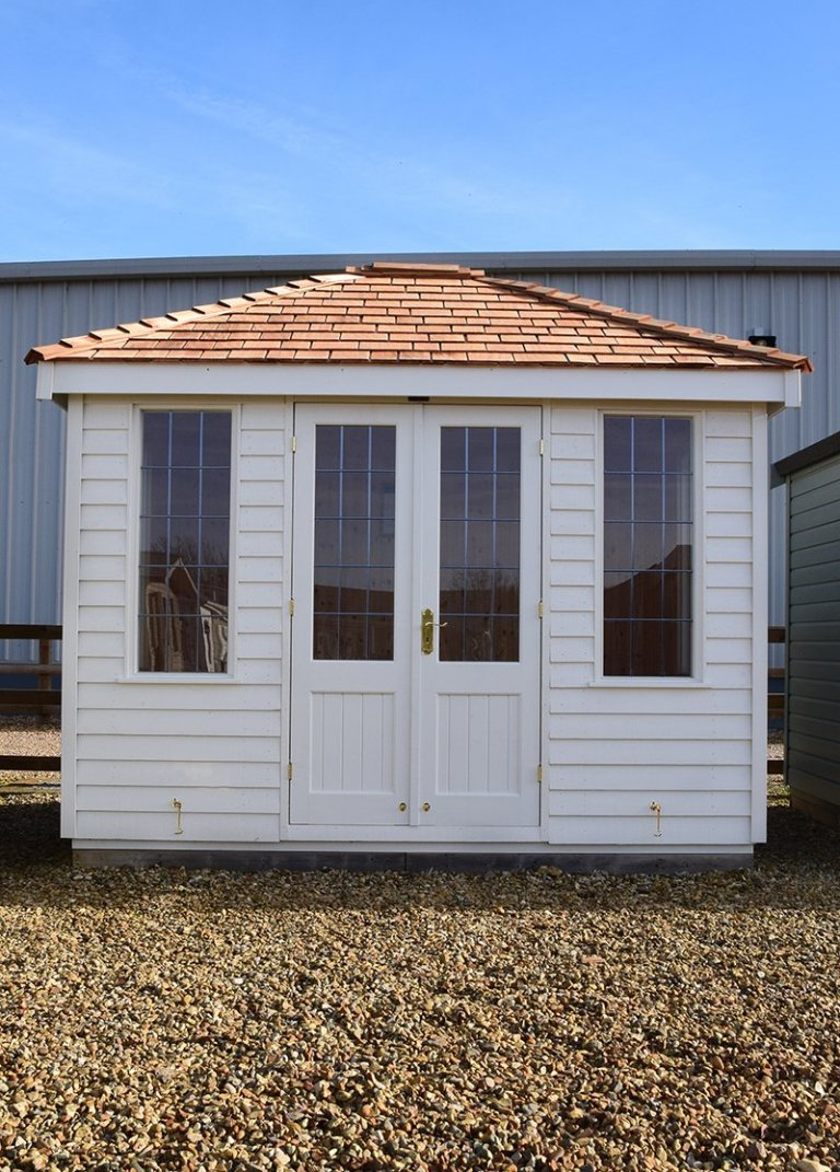 Narford 2.4 x 3.0m Cley Summerhouse