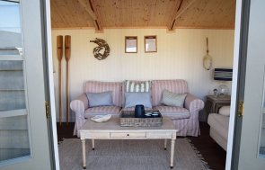 A look inside the Narford 3.0m x 4.2m Holkham Summerhouse in Ash