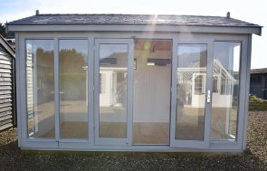 Narford 3.0 x 4.2m Burnham Studio in Pebble