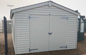 3.6 x 6.0m Timber Garage
