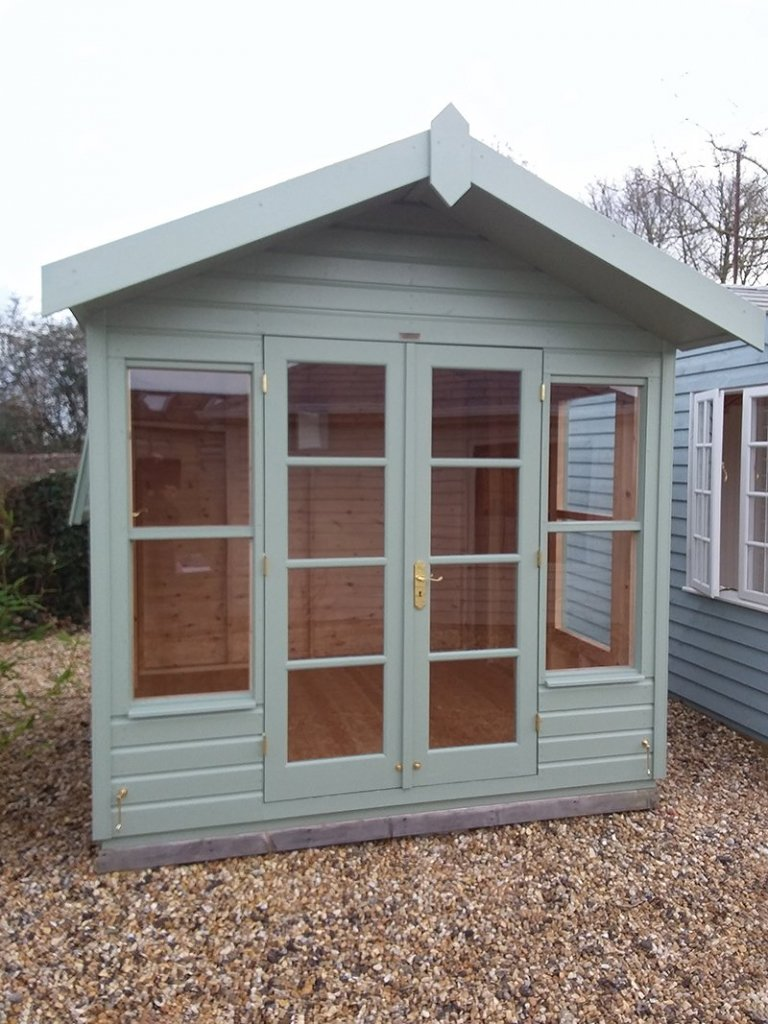 Brighton 2.4 x 2.4m Blakeney Summerhouse