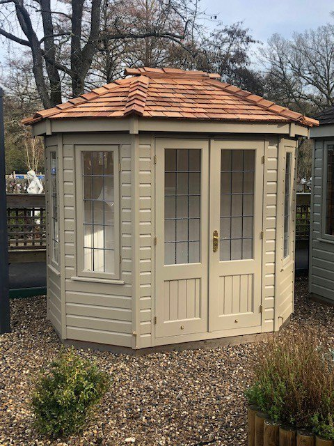 Sunningdale 1.8 x 2.5m Wiveton Summerhouse
