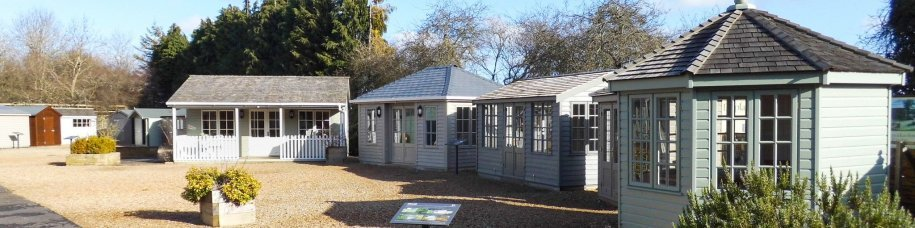 Burford letterbox main page photo - Garden Rooms and Summerhouses