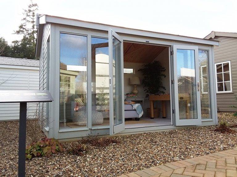 Cranleigh Burnham with open doors
