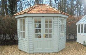 Newbury's 2.4 x 3.0m Wiveton Summerhouse Walkthrough