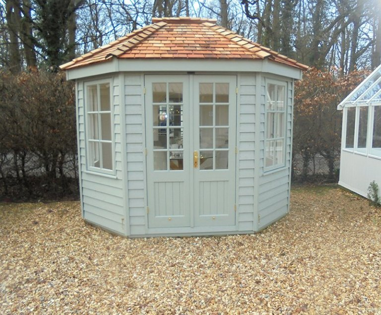 Newbury 2.4 x 3.0m Wiveton Summerhouse