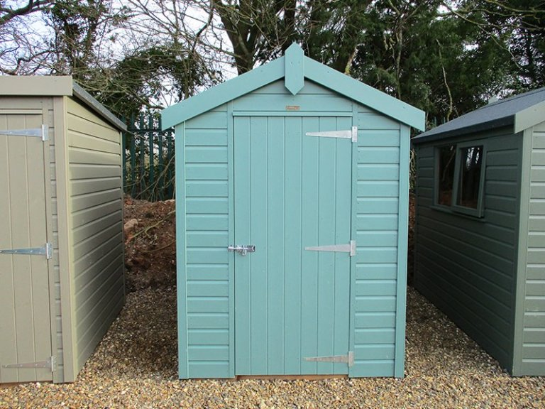 1.5 x 2.1m Classic Shed at St Albans