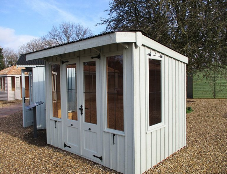 St Albans 1.8 x 2.4m National Trust Flatford Summerhouse