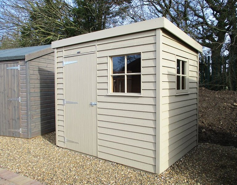 St Albans 1.8 x 2.4m Weatherboard Superior Shed