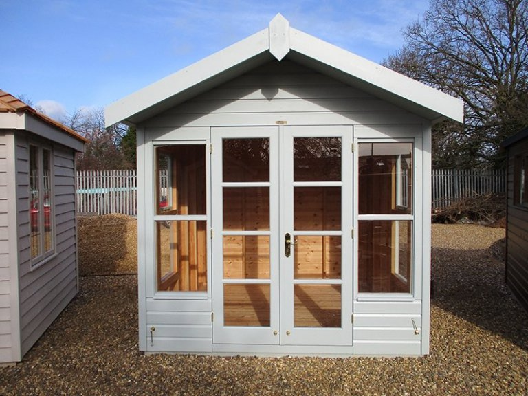 2.4 x 2.4m Blakeney Summerhouse at St Albans