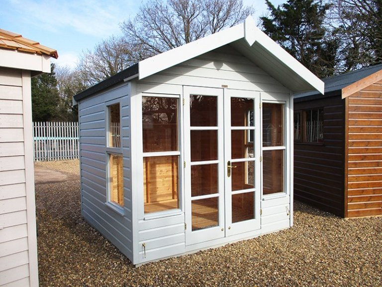 St Albans 2.4 x 2.4m Blakeney Summerhouse