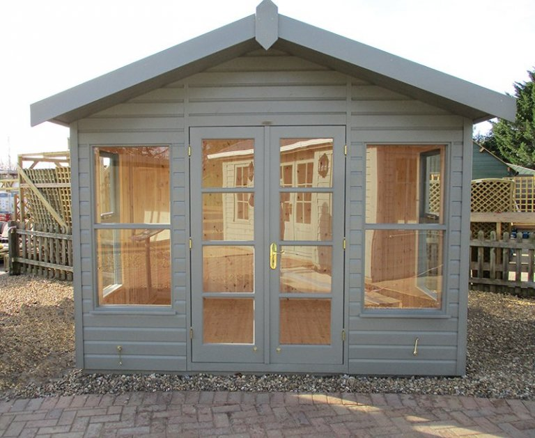 3_0m x 2_4m Blakeney Summerhouse at St Albans