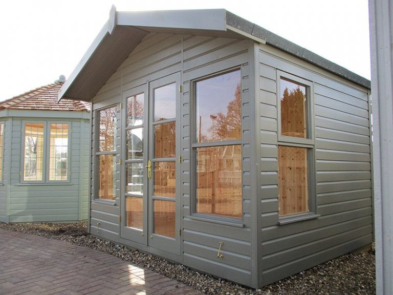 St Albans 3_0m x 2_4m Blakeney Summerhouse