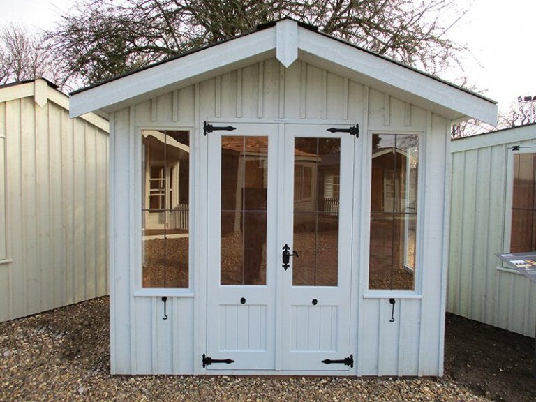 2.4 x 2.4m National Trust Ickworth Summerhouse at St Albans
