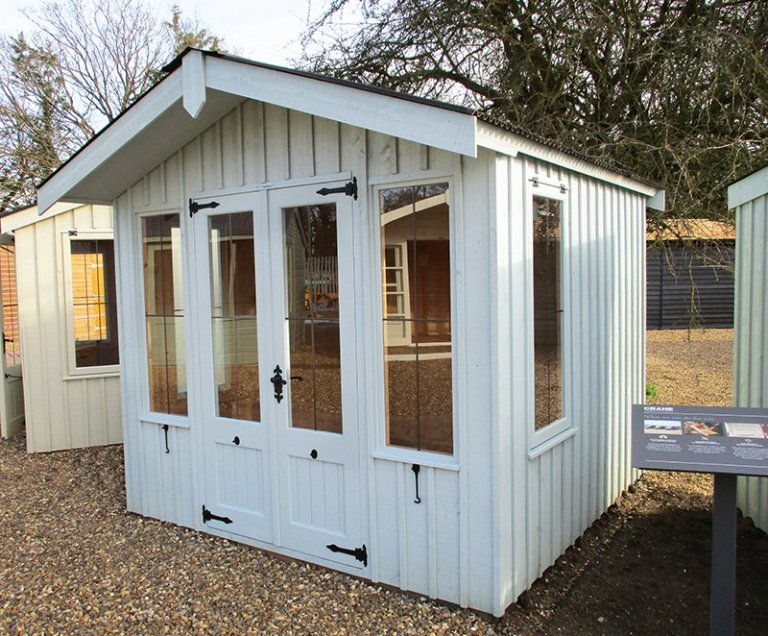 St Albans 2.4 x 2.4m National Trust Ickworth Summerhouse