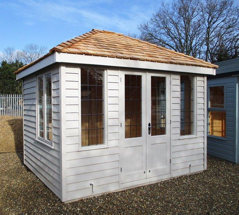 St Albans 2.4 x 3.0m Cley Summerhouse