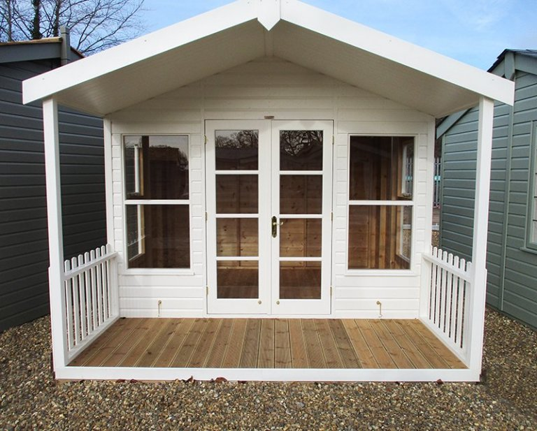 3.0 x 3.6m Morston Summerhouse at St Albans