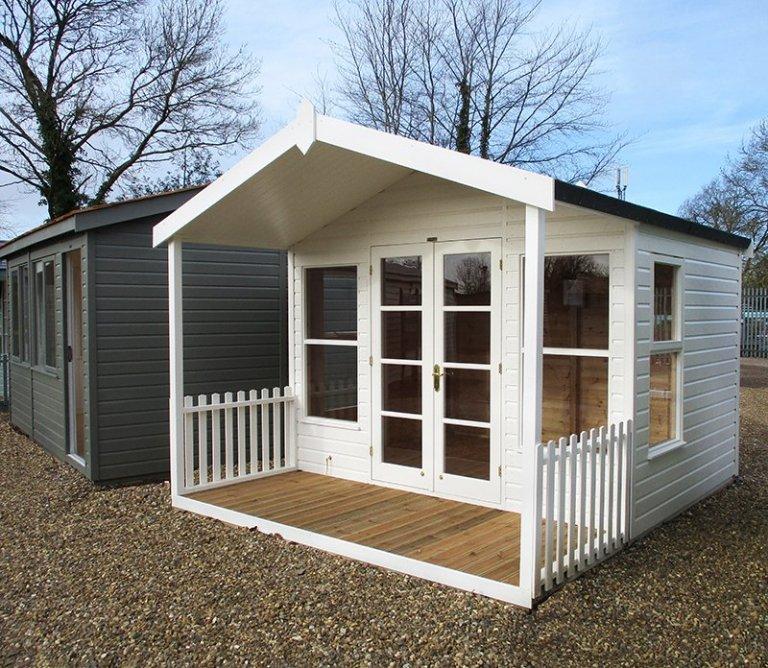 St Albans 3.0 x 3.6m Morston Summerhouse