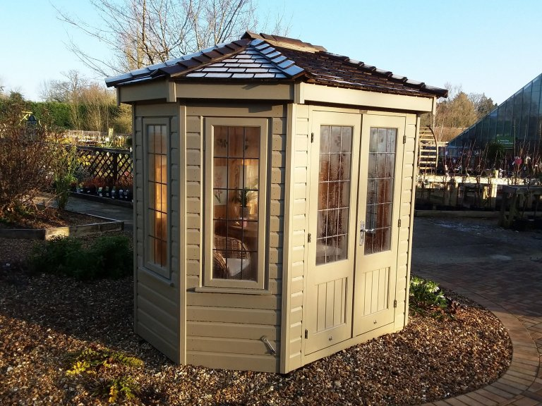 Cranleigh 1.8 x 2.5m Wiveton Summerhouse
