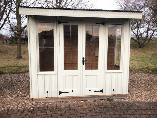 Nottingham 1.8 x 2.4m National Trust Flatford Summerhouse