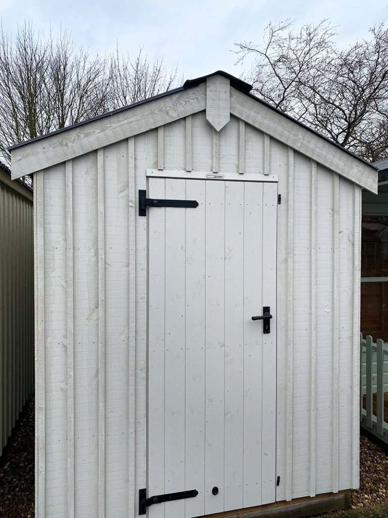 Nottingham 1.8 x 3.0m National Trust Peckover Shed