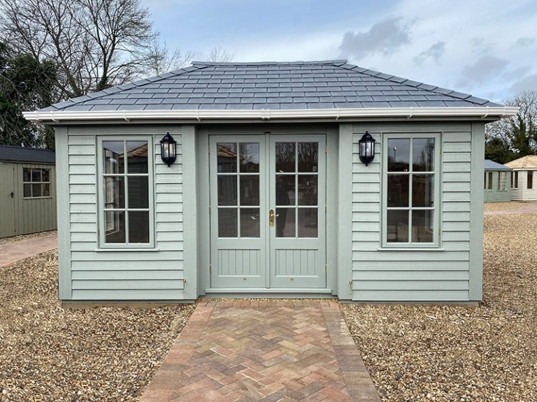 3.0 x 4.8m Garden Room at St Albans