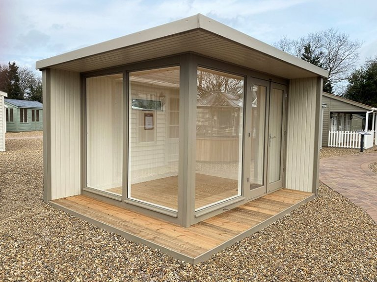 3.0 x 3.6m Holt Studio at St Albans