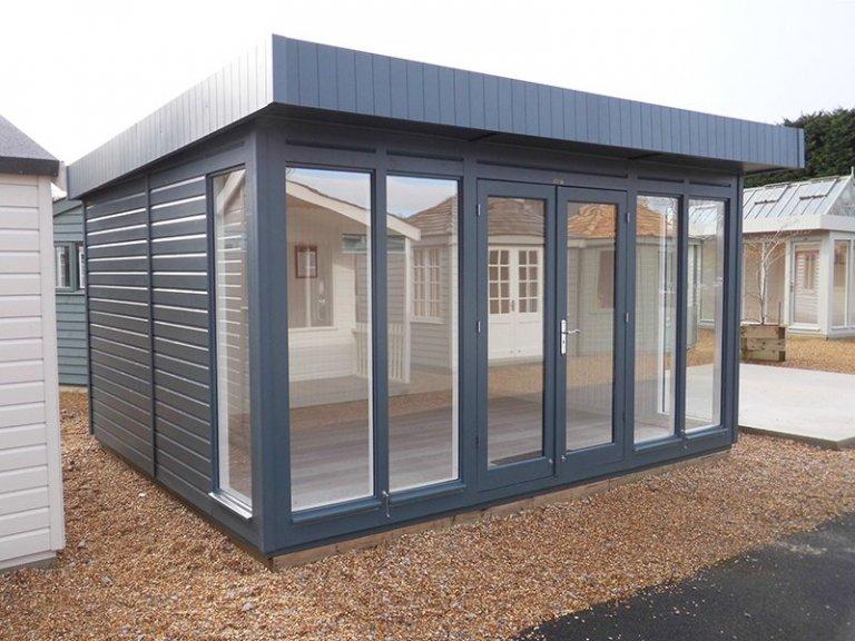 3.6 x 4.2m Salthouse Studio at Burford