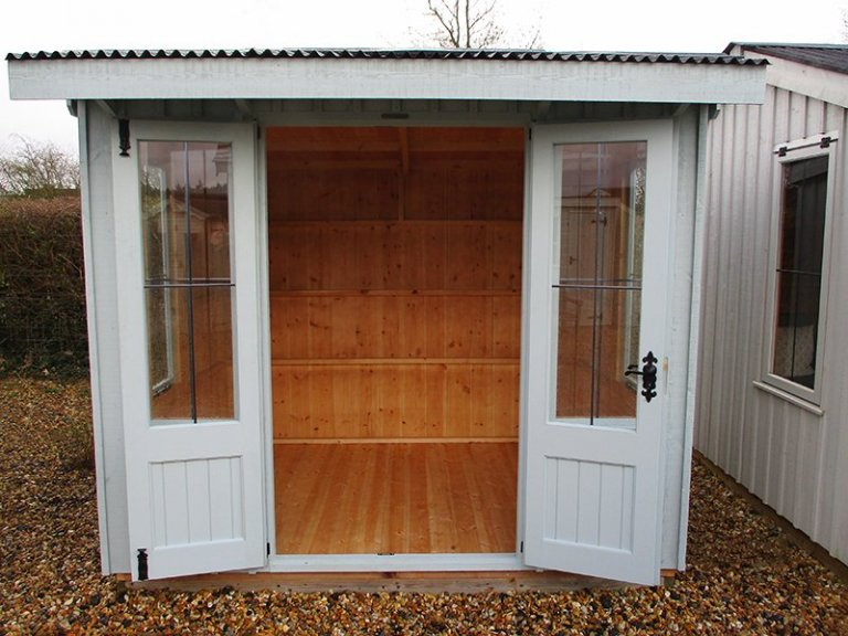 Brighton 1.8 x 2.4m Flatford Summerhouse