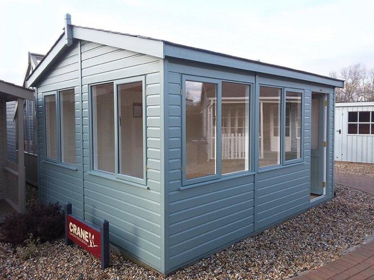 Brighton 3.6 x 4.2m Langham Studio