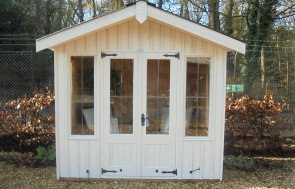 Newbury's 2.4 x 1.8m Ickworth Summerhouse Walkthrough