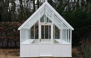 Ivory Greenhouse at Newbury measuring 3.0 x 3.6m