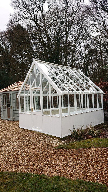 3.0 x 3.6m Greenhouse at Newbury