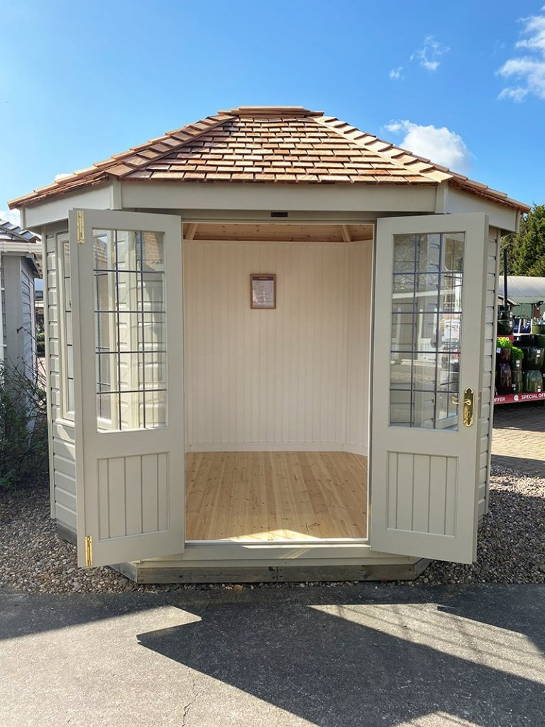 Nottingham 2.4 x 3.0m Wiveton Summerhouse