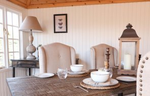 Weybourne Interior - dining area