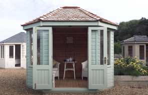 Classic Summerhouse Walkthrough