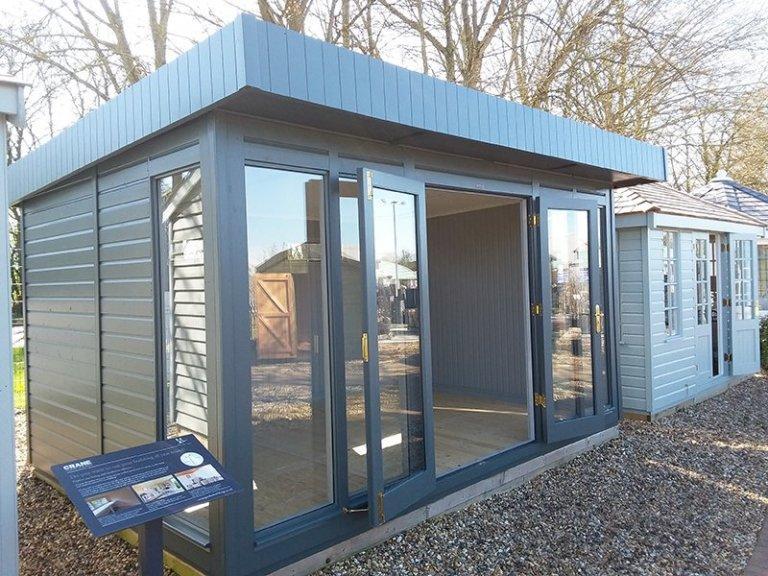3.0 x 4.2m Salthouse Studio at Brighton