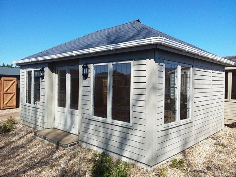 4.2 x 6.0m Garden Room at Brighton