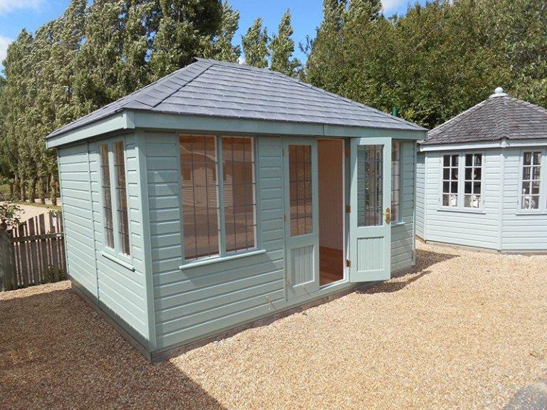 3.0 x 4.2m Cley Summerhouse at Burford