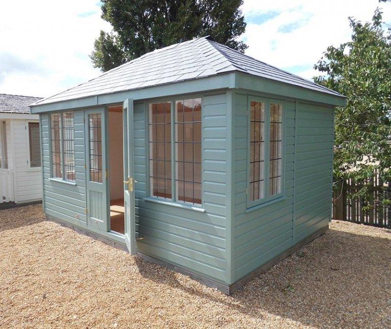 Burford's 3.0 x 4.2m Cley Summerhouse